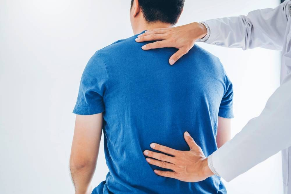 Treating Back Pain with Chiropractic Care