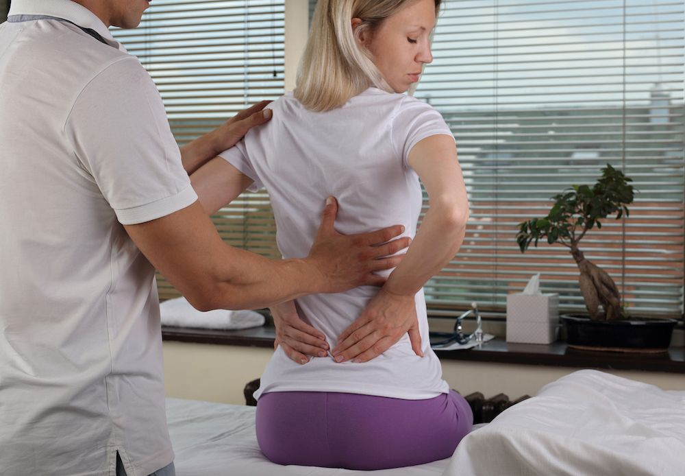 Benefits of Chiropractic Care for Low Back Pain