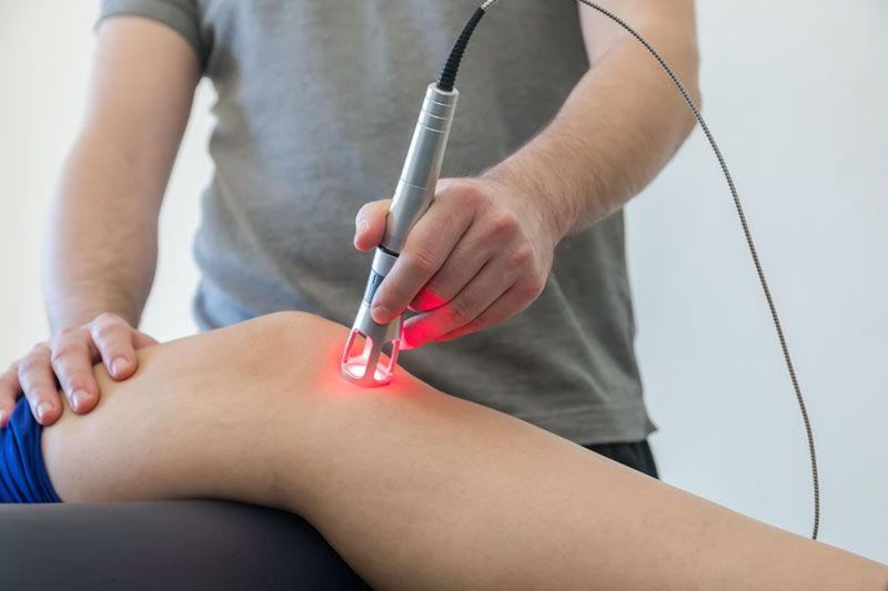 Grade 4 Laser Therapy
