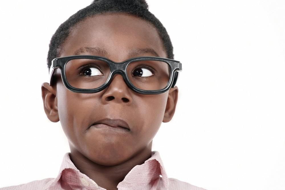 SIGNS YOUR KIDS MIGHT HAVE VISION PROBLEMS
