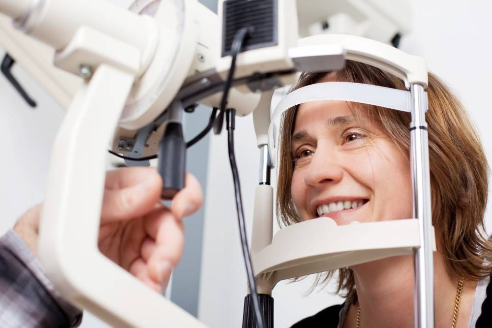 What's Involved in a Contact Lens Exam?