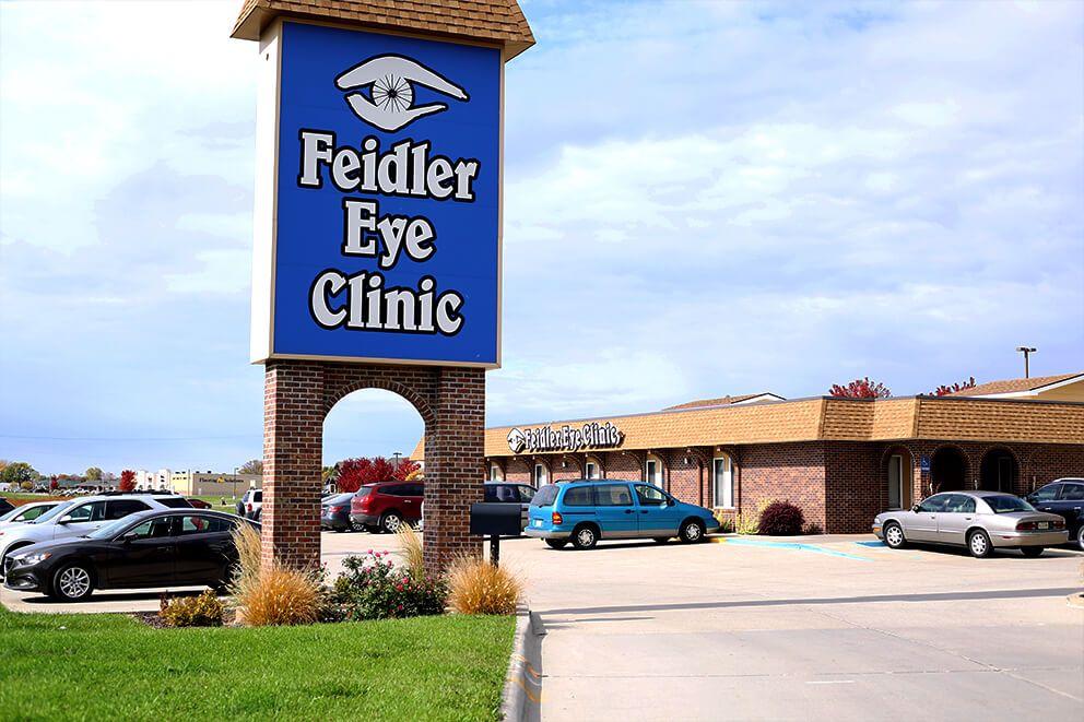 Eye Clinic Sign