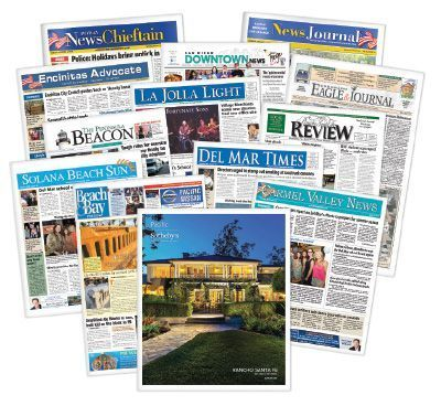 Local, National and International Magazines