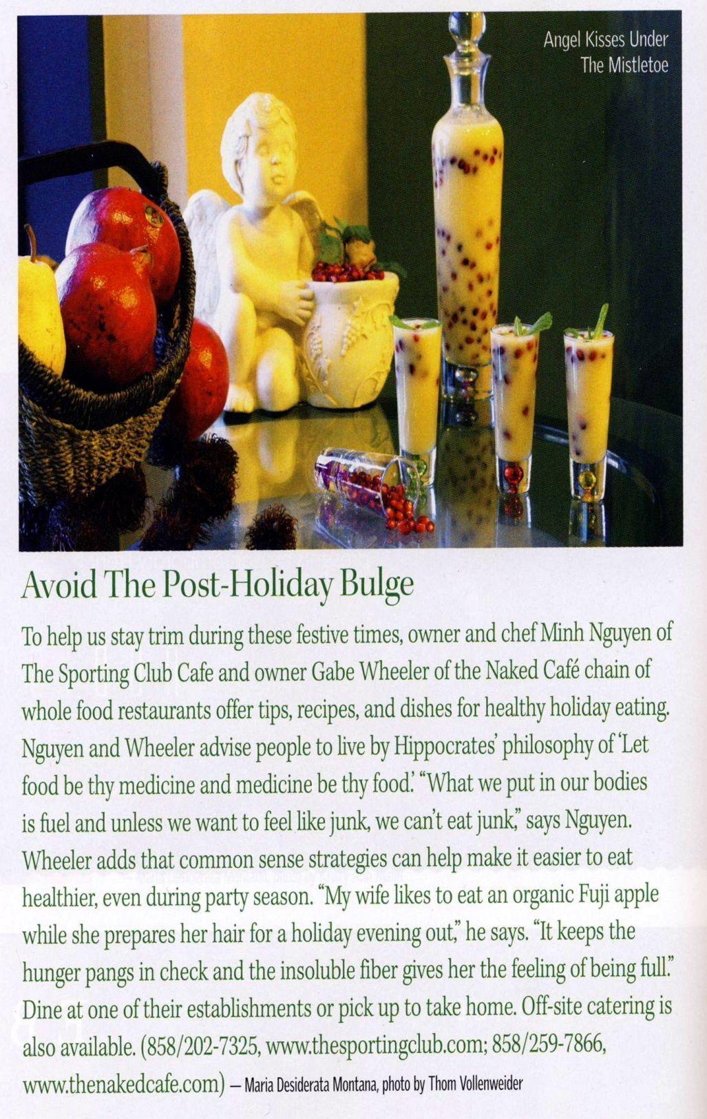 Helpful Hints - Ranch & Coast Magazine