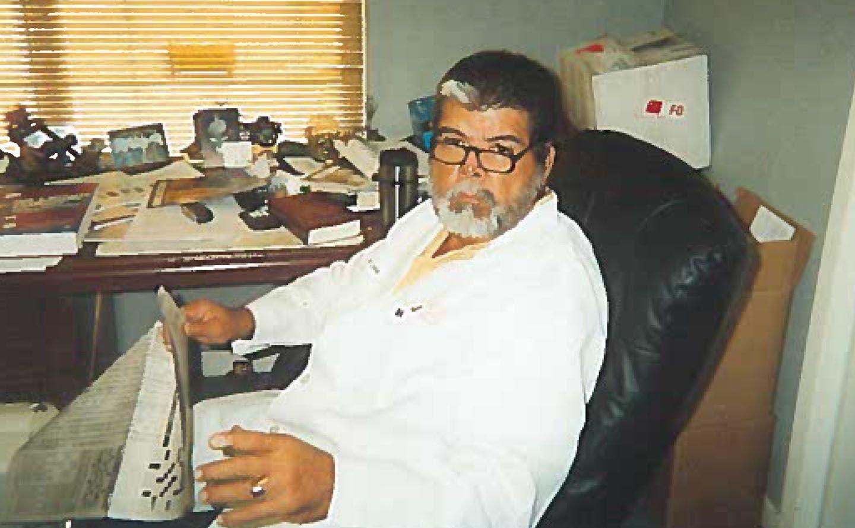 Dr. Raul Rubalcalva