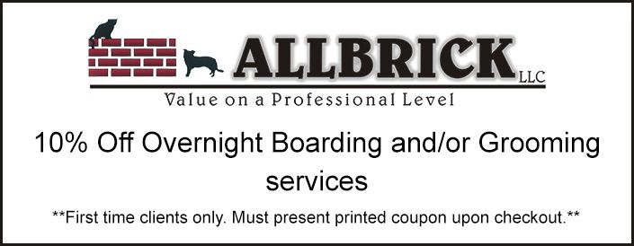Allbrick Coupon