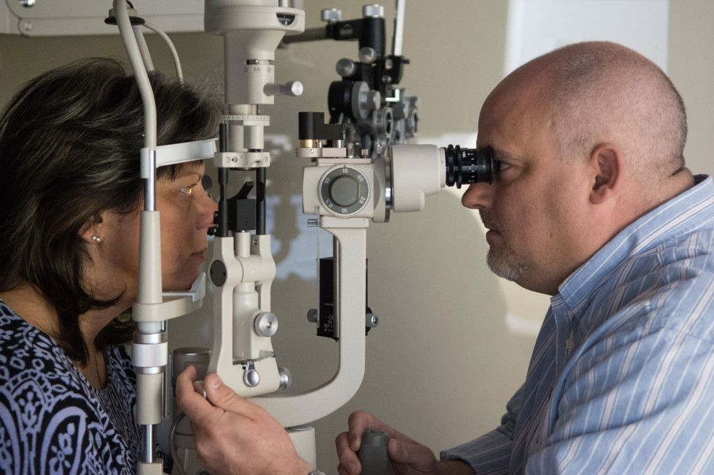 Eye health & vision exams