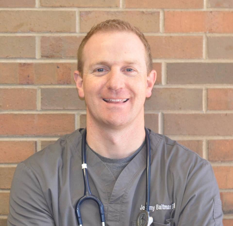 Dr. Jeremy Baitman