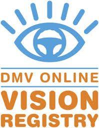 dmv vision test