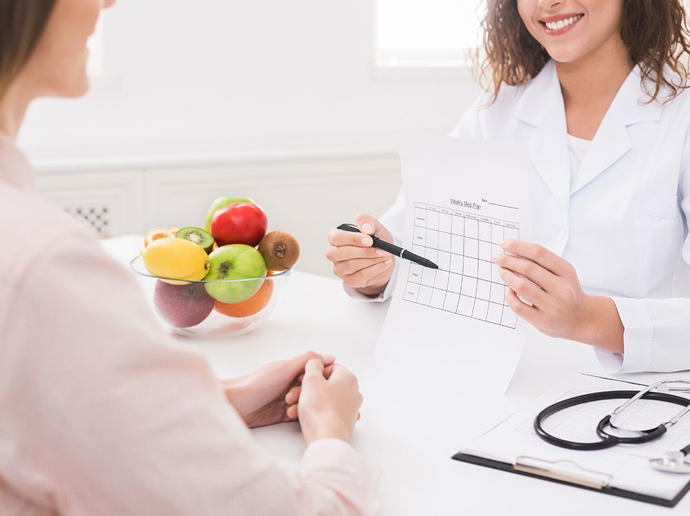 Nutritional Counseling and Lifestyle Advice