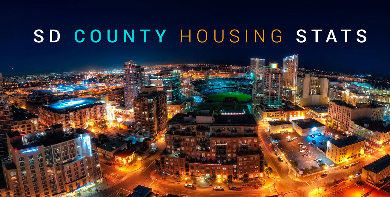 sd county housing stats