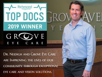 Dr. Gerald Neidigh Named Top Optometrist For 2019