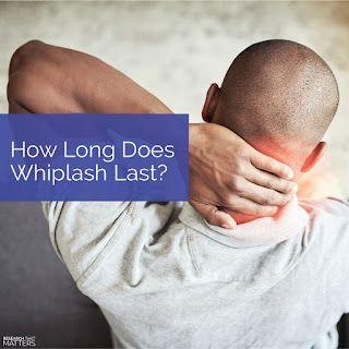 How Long Does Whiplash Last?