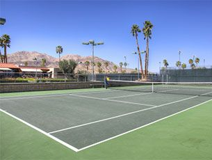 Palm Desert Tennis &  Deep Canyon Tennis Club