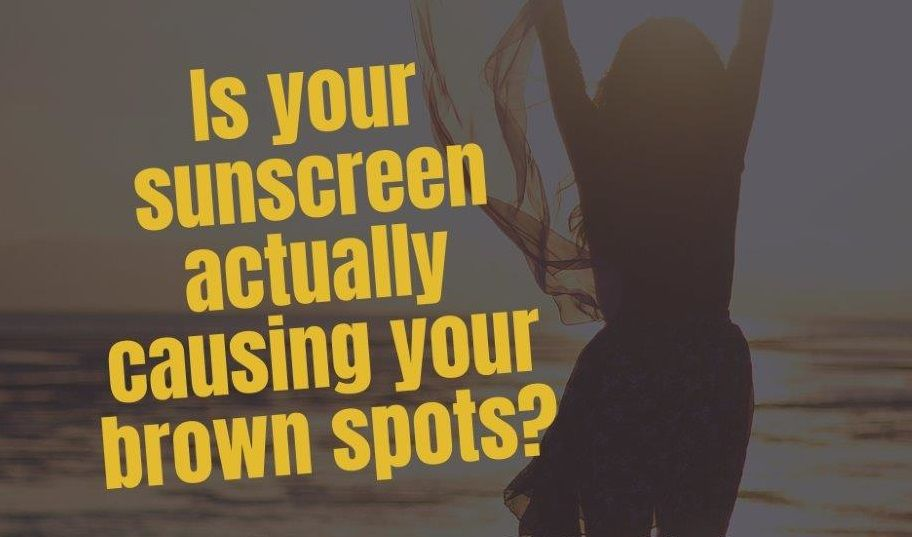 Sunscreens That Damage Your Skin