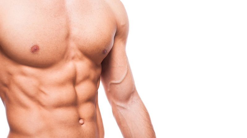 body procedure for men