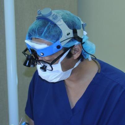 Dr. Lee in Scrubs