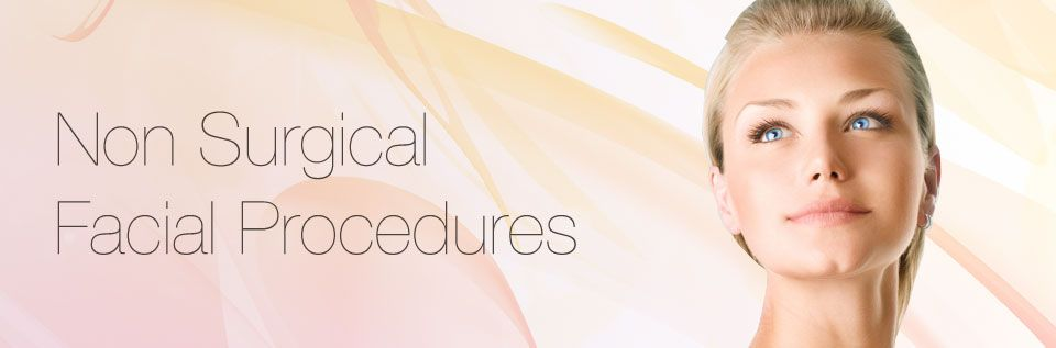 non surgical facial procedures