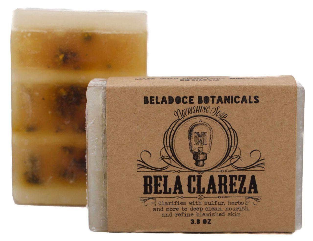 Bela Clareza Facial Soap