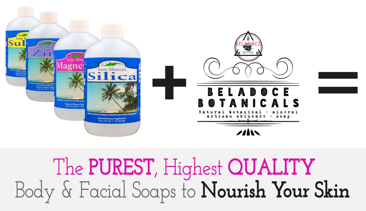 Pure Quality Soaps That Nourish Your Skin