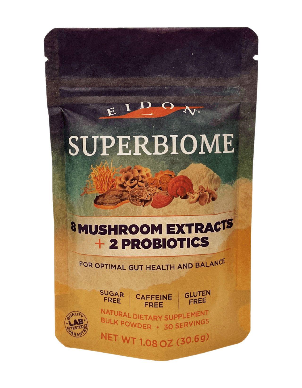 SuperBiome Mushroom
