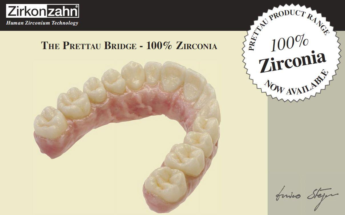 prettau zirconia dentures