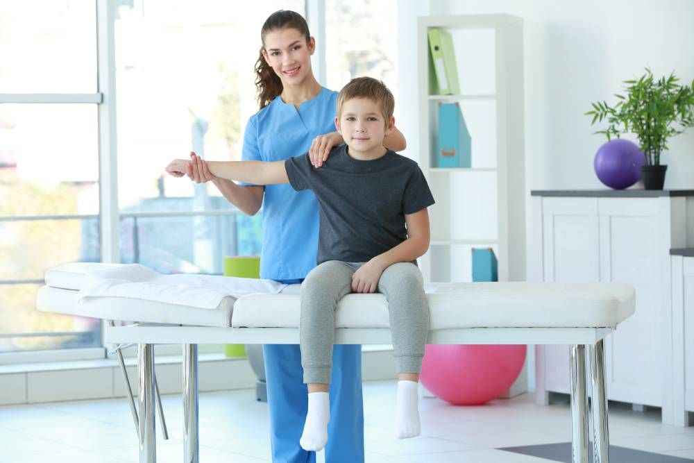 Benefits of Pediatric Chiropractic Care
