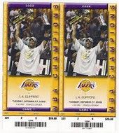 lakers ticket
