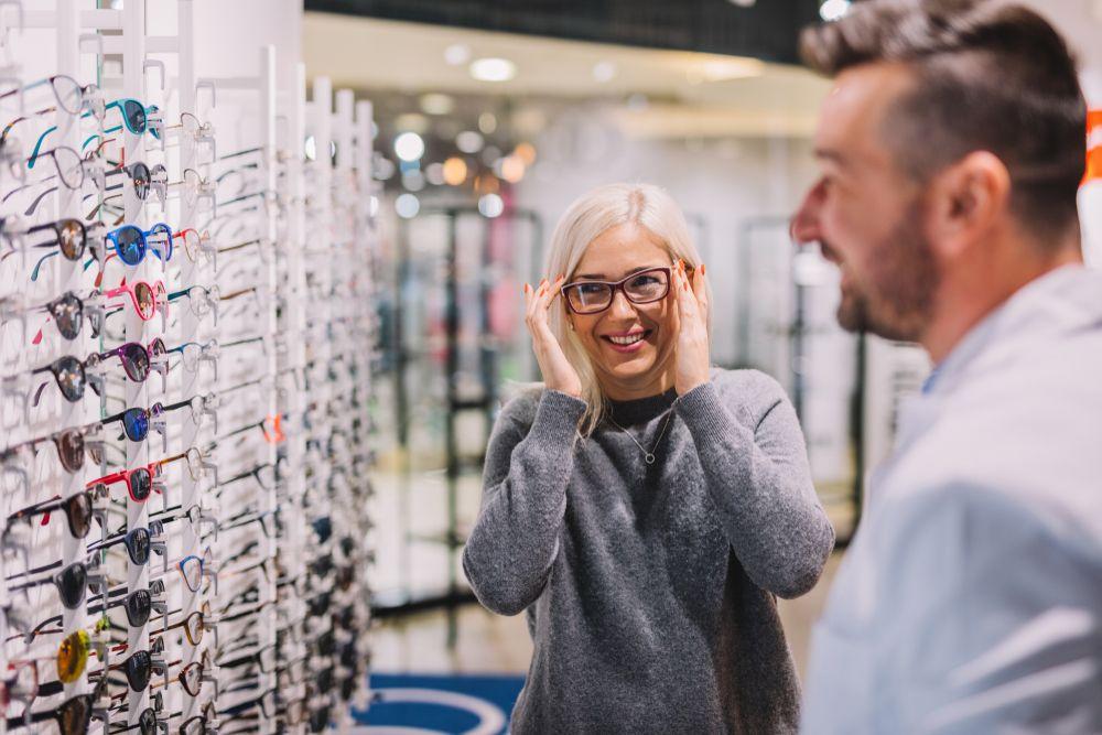 consultation for glasses