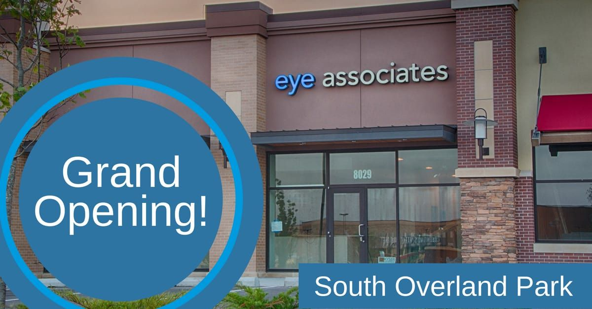 Eye Associates Opens New Location in South Overland Park