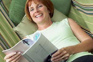 Over 40? It May be Time to Talk about Presbyopia