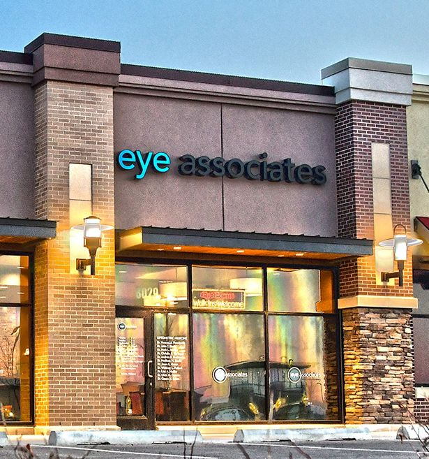 Eye Associates at South Overland Park