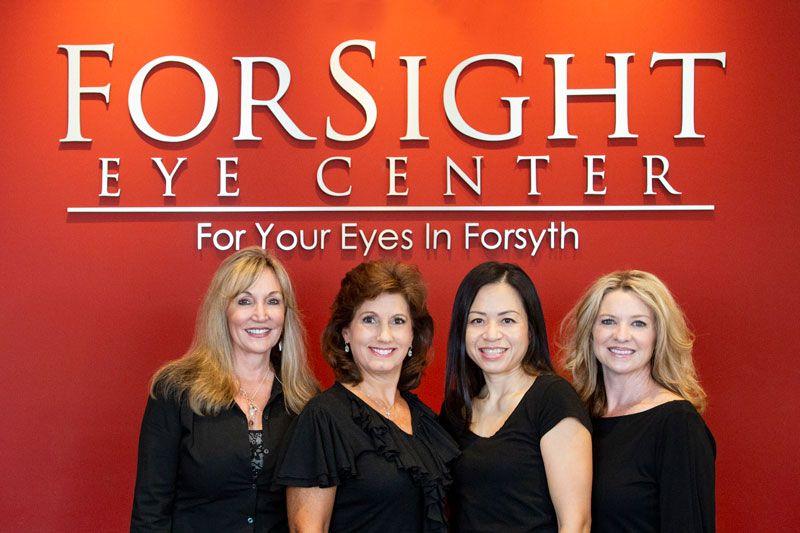 ForSight Eye Center team
