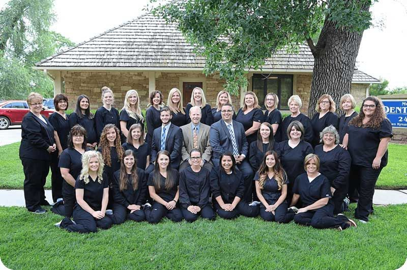 Inman & Lyons Dental Care team
