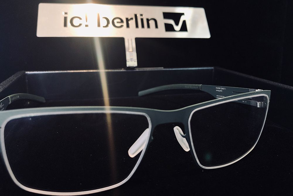IC Berlin Brand Glasses