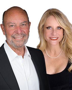 Tom Di Noto and Sheila Godkin