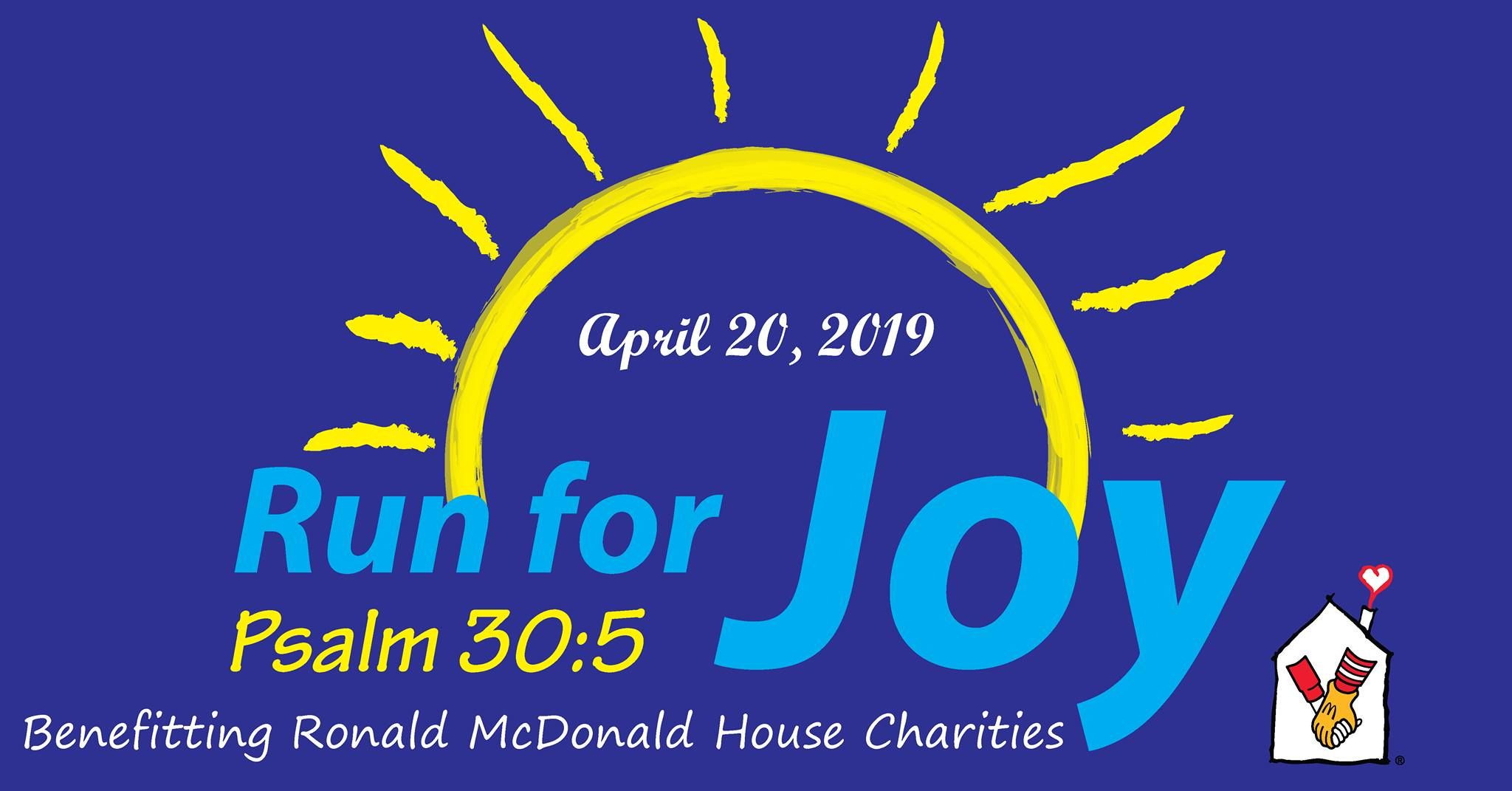 Run for Joy 5k/Walk to Support Dr. Wiggins