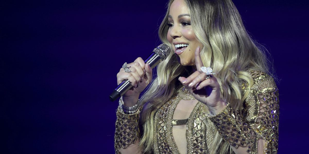 Mariah Carey's Hometown Asks For Famed 'Hero' Song To Be Dedicated to Healthcare Heroes