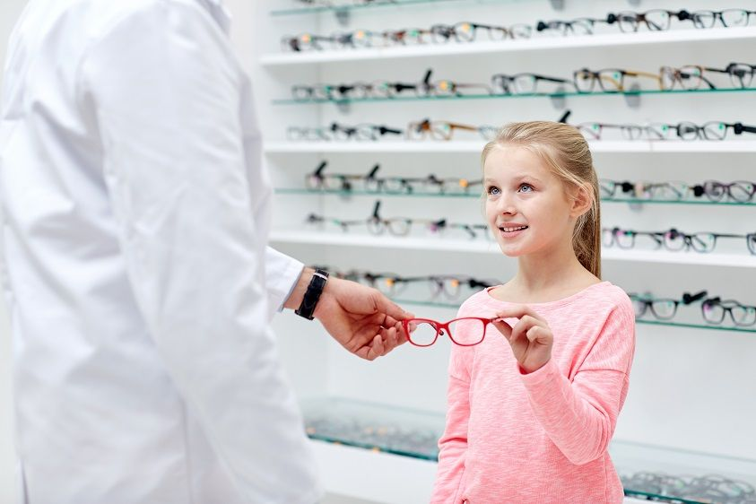 Why Children's Eye Exams are Important