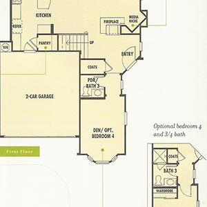 Garden Gate Homes Floor Plans