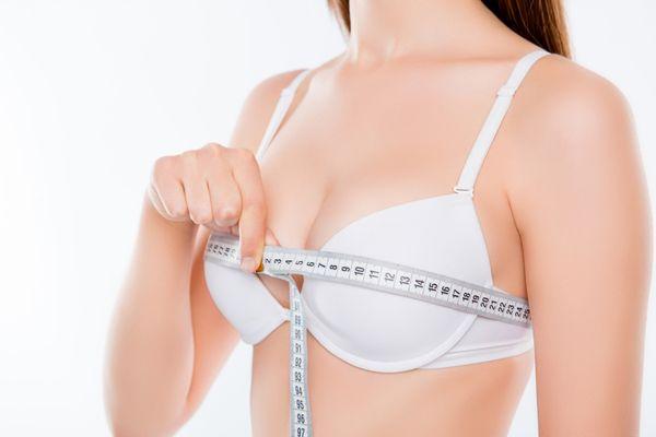 needle deflation of breast implants