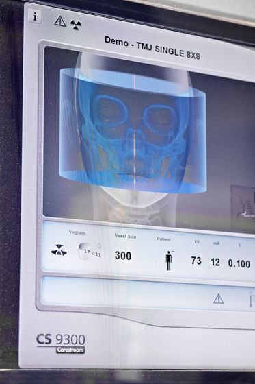 3D CT Scan Dentist in palm beach gardens