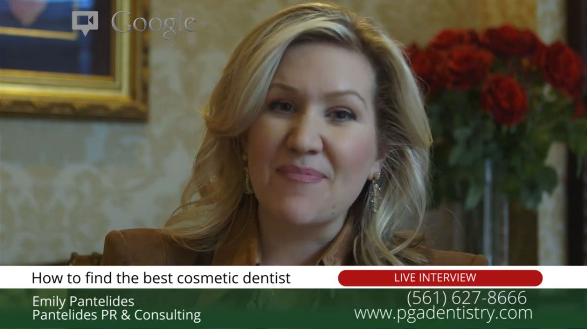 interview - how to find the best cosmetic dentist