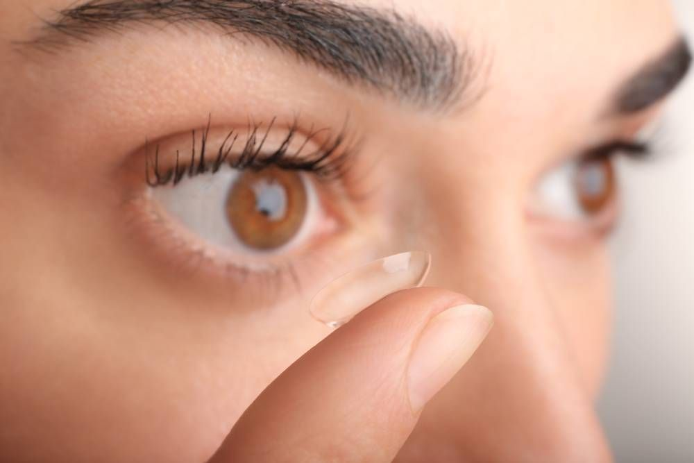 Types of Specialty Contact Lenses