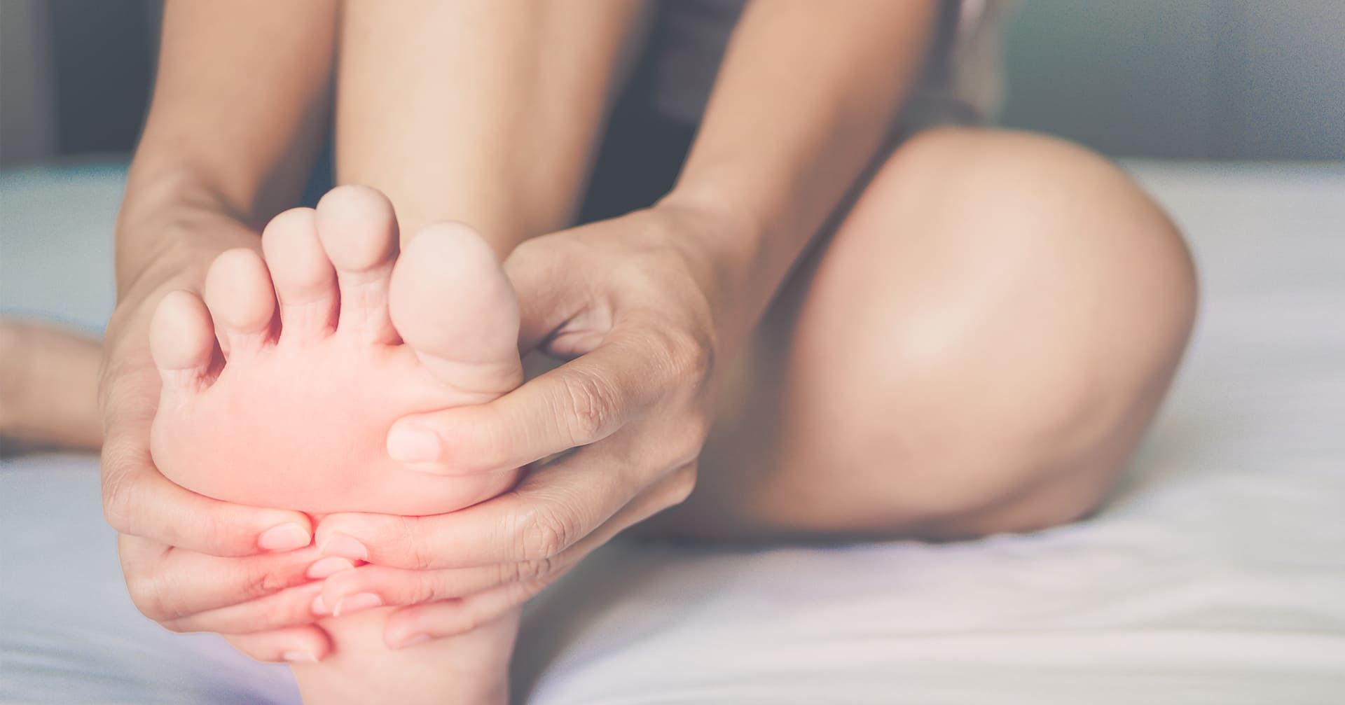Do you have chronic foot pain? Call today for a consultation.
