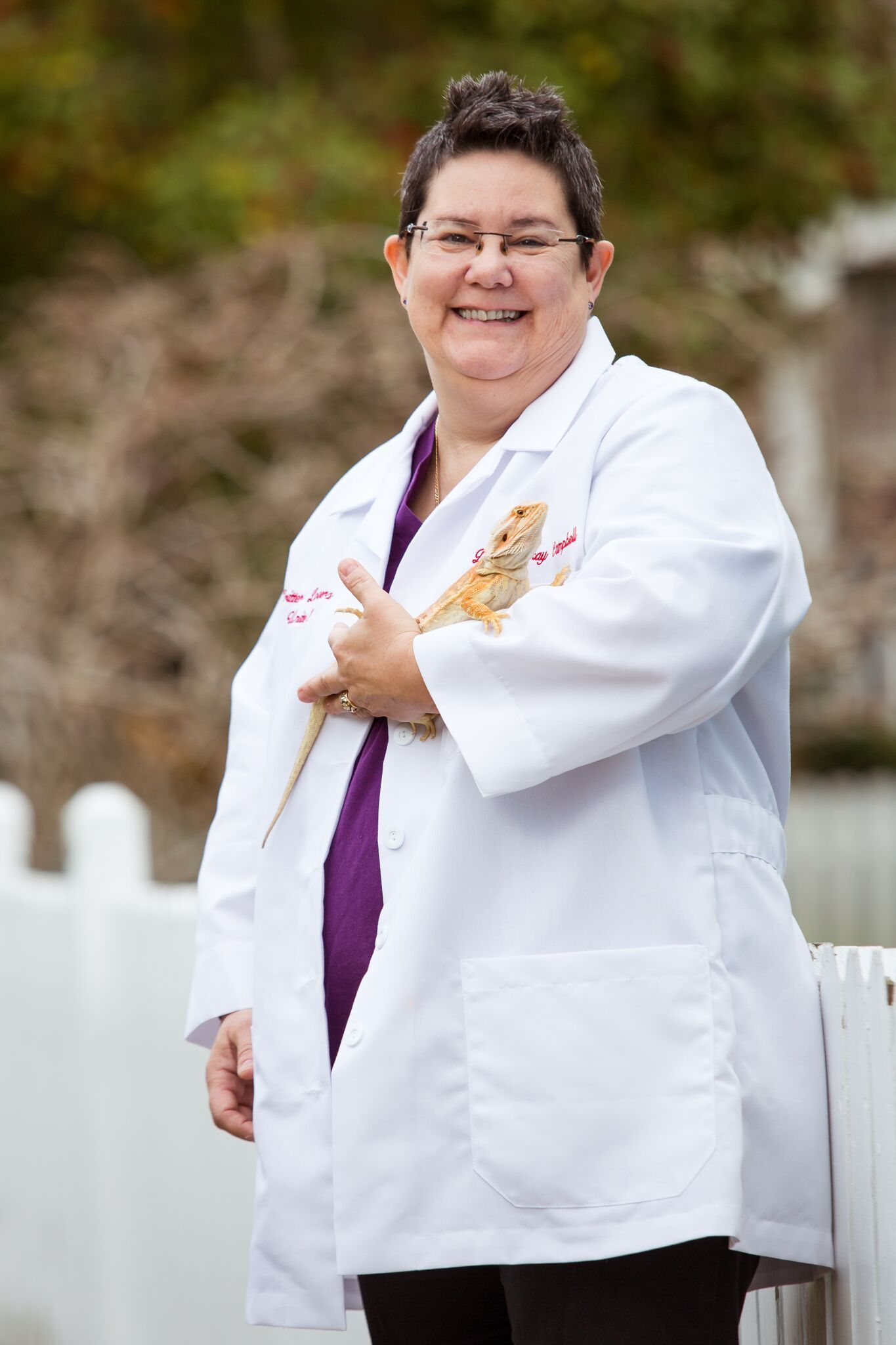 MARY C. CAMPBELL, DVM, VETERINARIANN