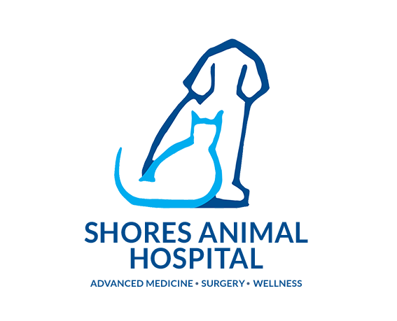 Shores Animal Hospital Logo