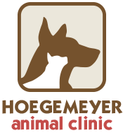 Hoegemeyer Animal Clinic Logo