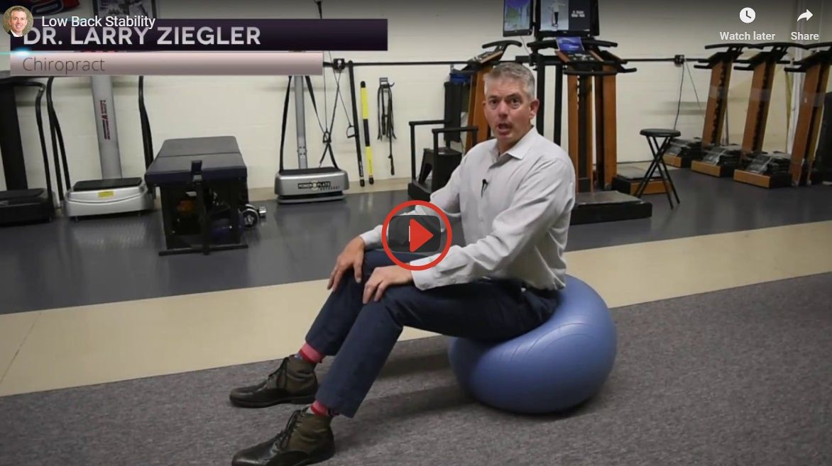 Neck and body Stability Video