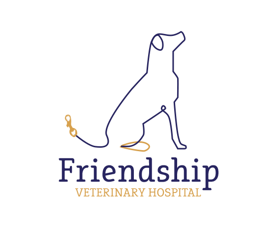 Friendship Veterinary Hospital Logo